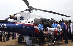 helicopter for air ambulance 3